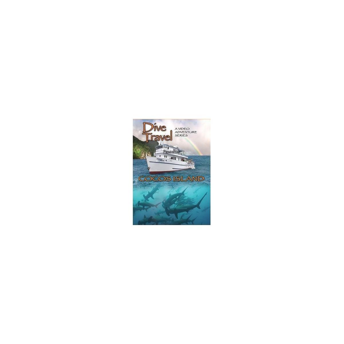 Dive Travel Cocos Islands In The Pacific Ocean DVD