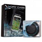 DryCASE DryVIBES (DV-03) Waterproof Floating Bluetooth Speaker & DryCASE (DC-13) Universal Waterproof Smartphone Case Combo