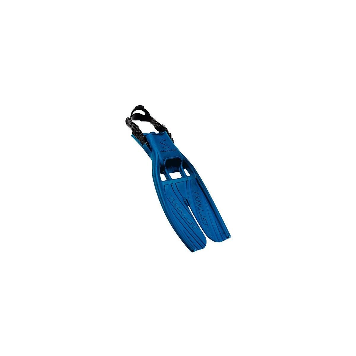 Scubapro Twin Jet Split Blade Open Heel Diving Fins