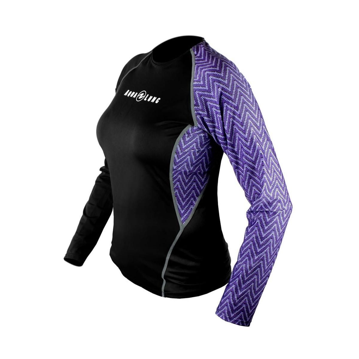 Aqua Lung Women's Long Sleeve Loose Fit Rashguard